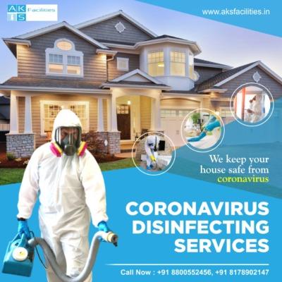 floor sanitization services in Faridabad, Delhi