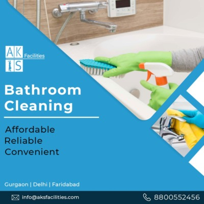 bathroom cleaning services in faridabad