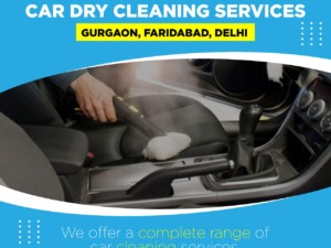 car dry cleaning services in faridabad, Delhi