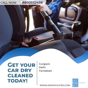 Car interior dry Cleaning Services
