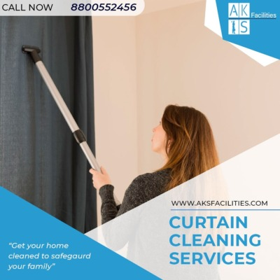 curtain cleaning services in faridabad, Delhi