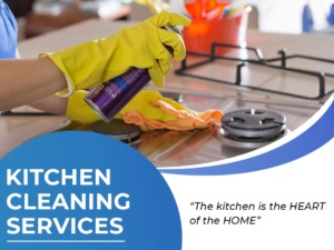 kitchen cleaning services in Faridabad, Delhi