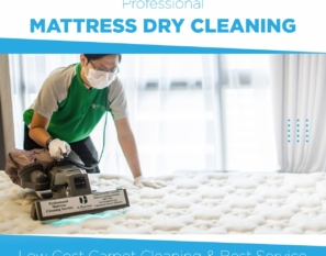Mattress Dry Cleaning services