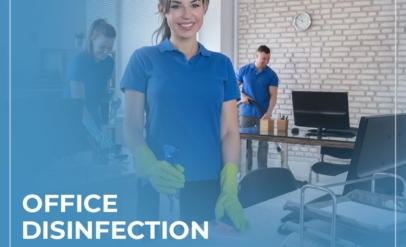 Office/Shop Sanitization/Disinfection Services