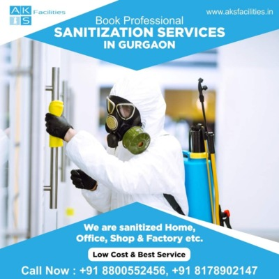 Home sanitization services