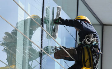 glass cleaning services in faridabad
