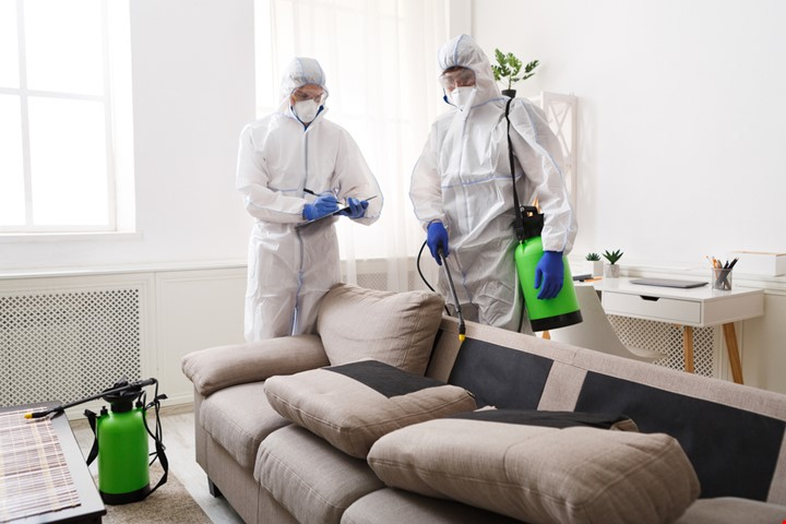 Sanirtization & Disinfection Services In Manesar