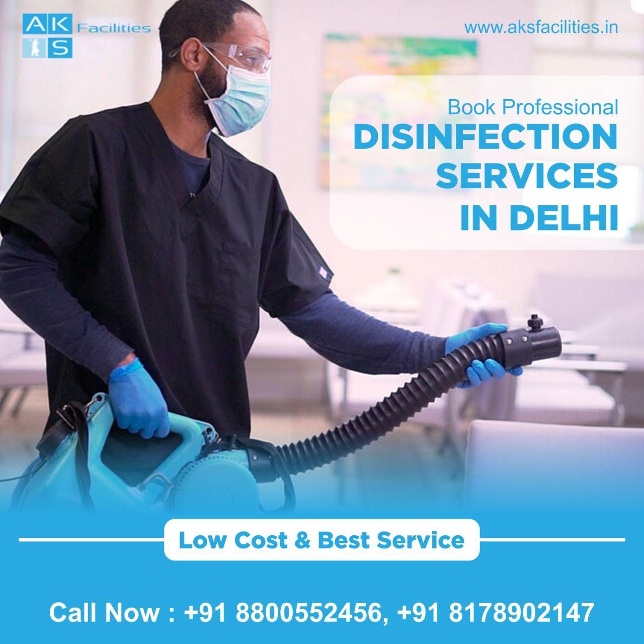 Sanitization services in Dwarka