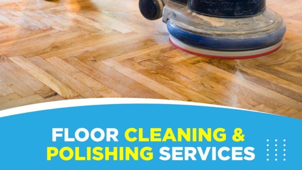 Floor Polishing Services in Delhi
